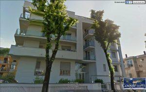 Residenza Minerva, Via Coletti