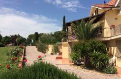 Villa panoramica a Santa Maria in Cerreto