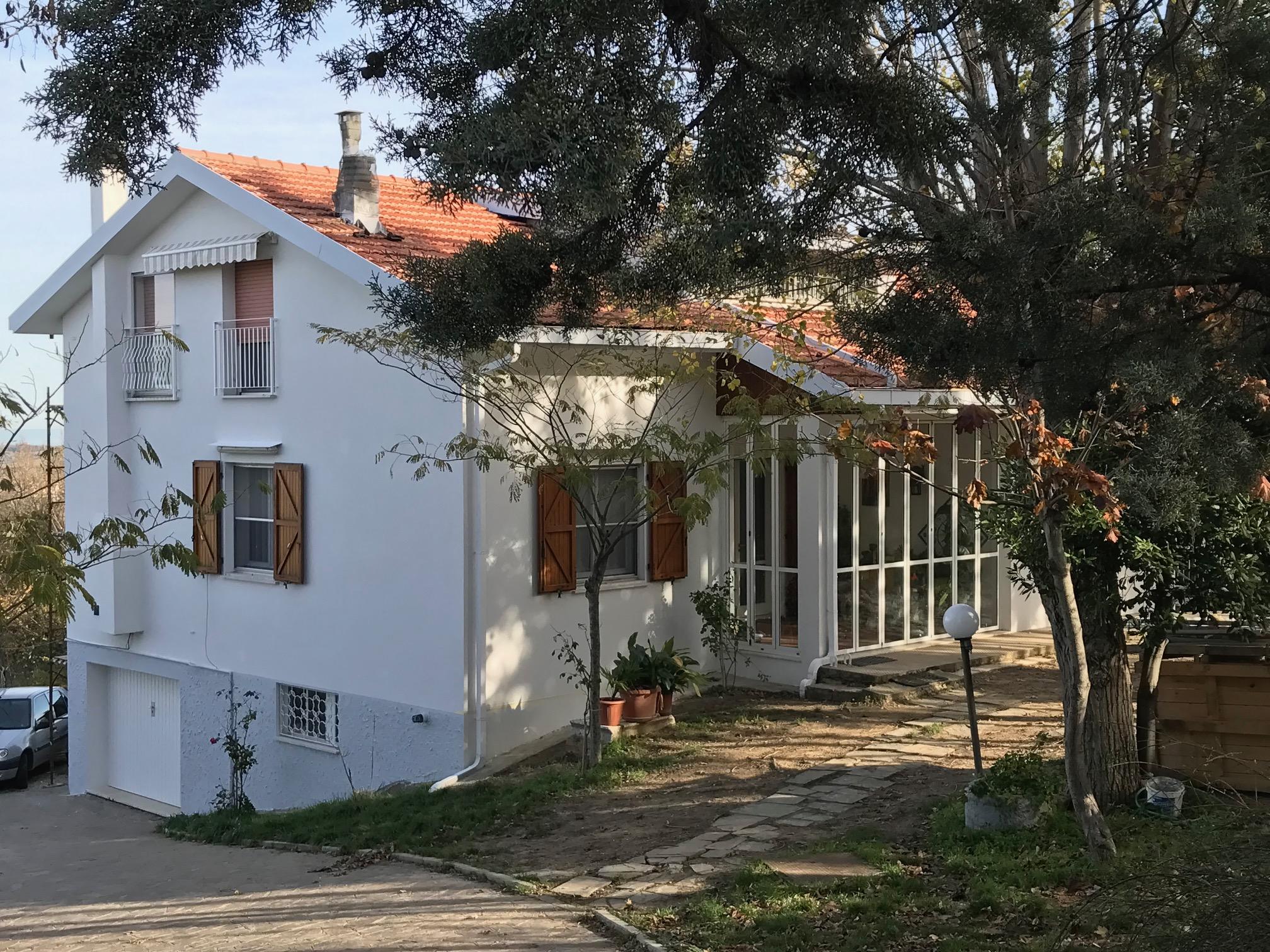 Casa indipendente panoramica